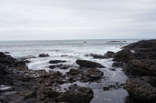 Visiting the Giants Causeway